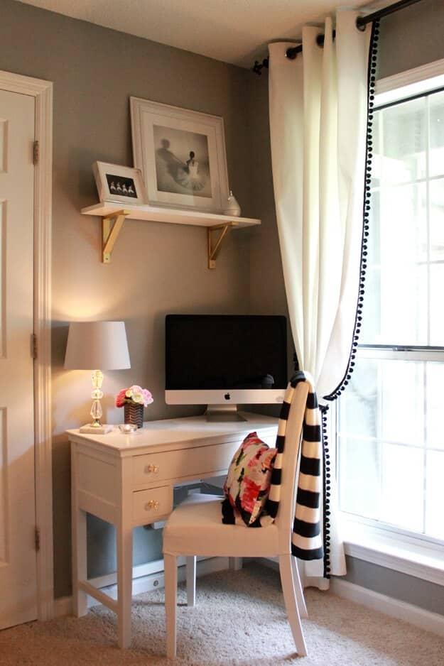 My Little Office Nook