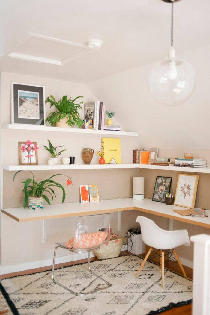 An Eclectic Space And Place