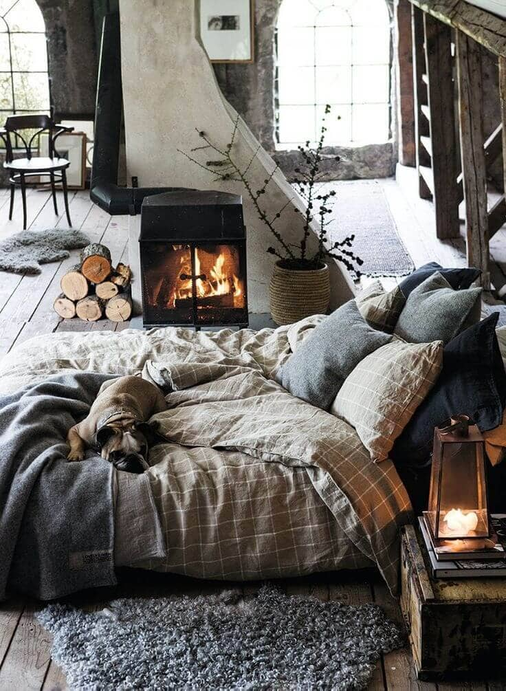 Cold Winter Mornings