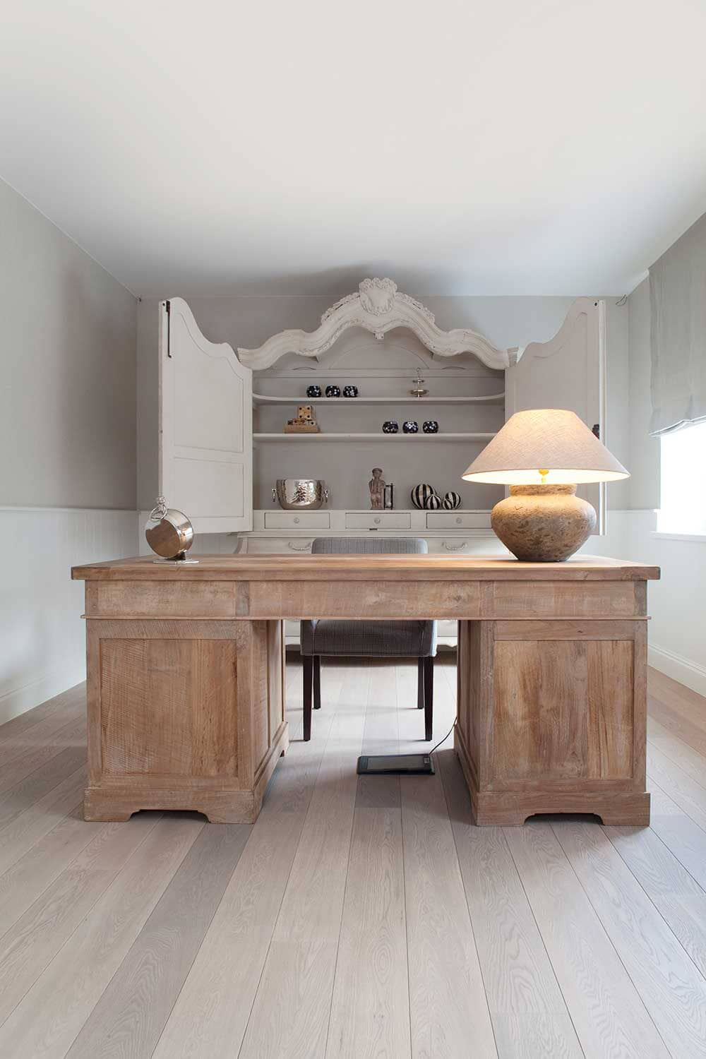 A Large Space To Create