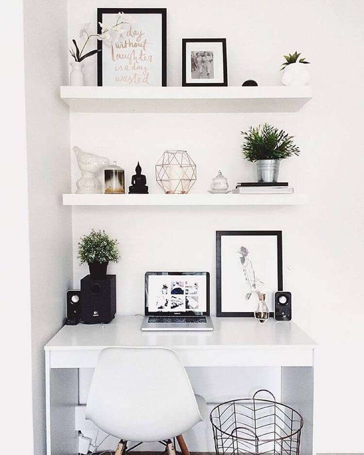 Our Love For Small Spaces
