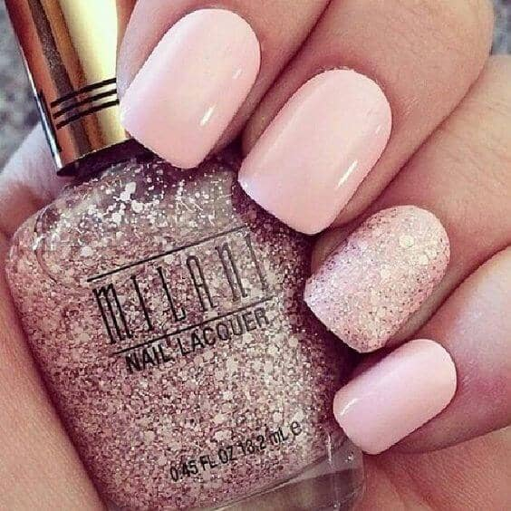 Pretty And Pink With A Sparkly Twist