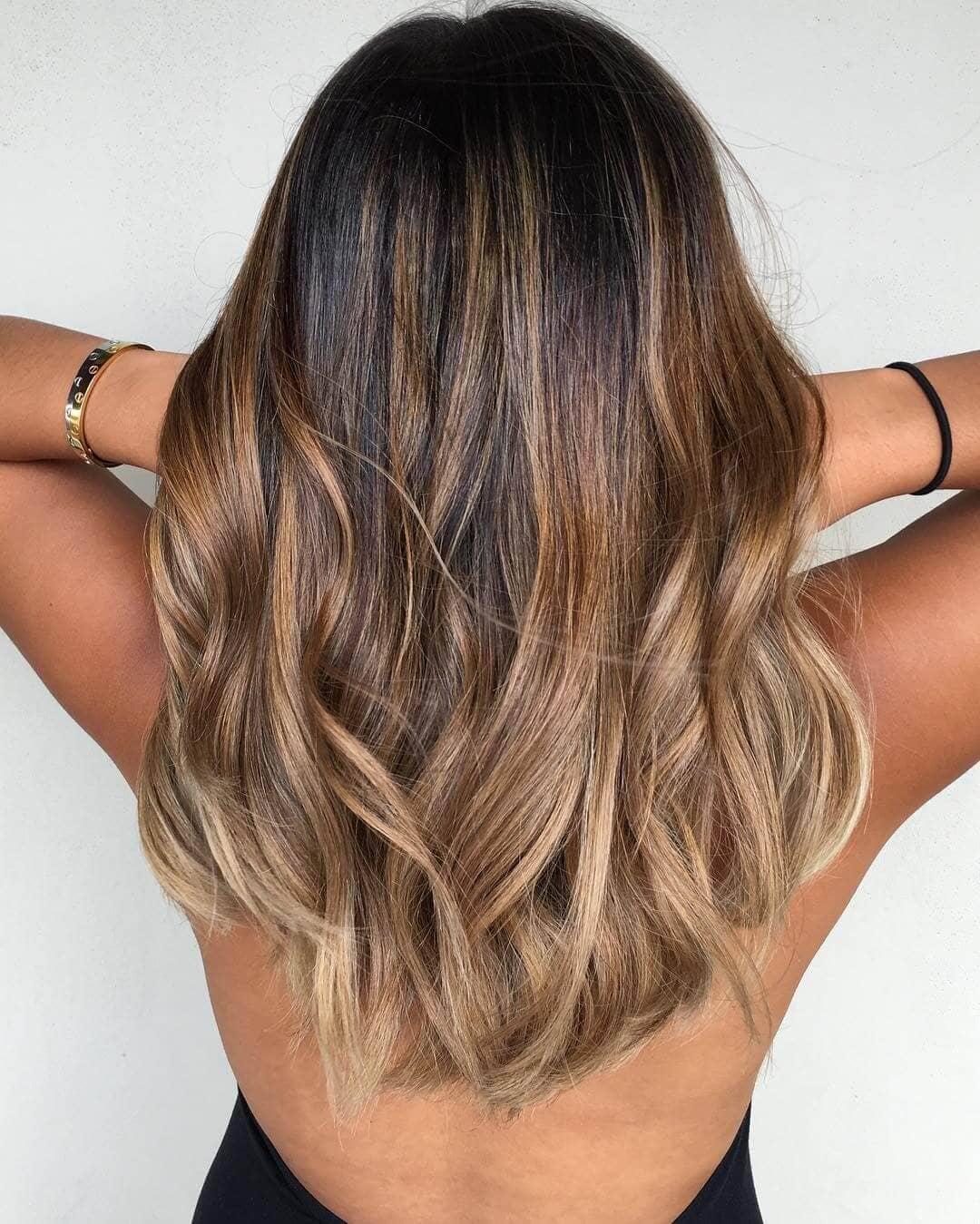 Sassy Tip Ombre Highlights
