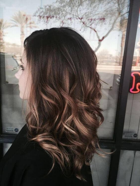 Fall in Love With Brown Locks