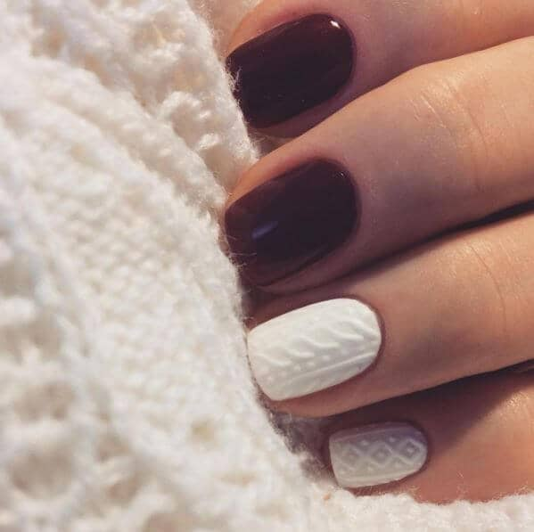 Textured Nails Can Draw Attention