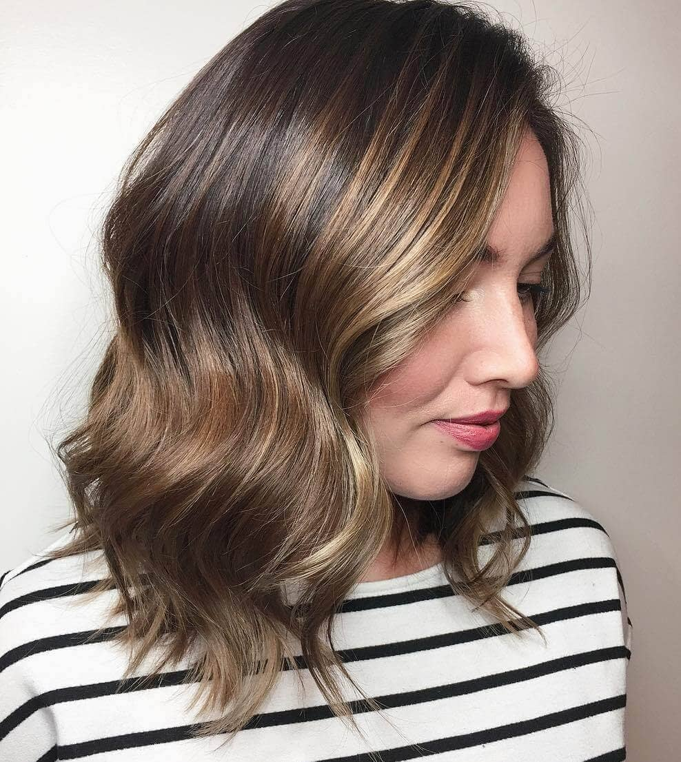 Elegance with Highlights