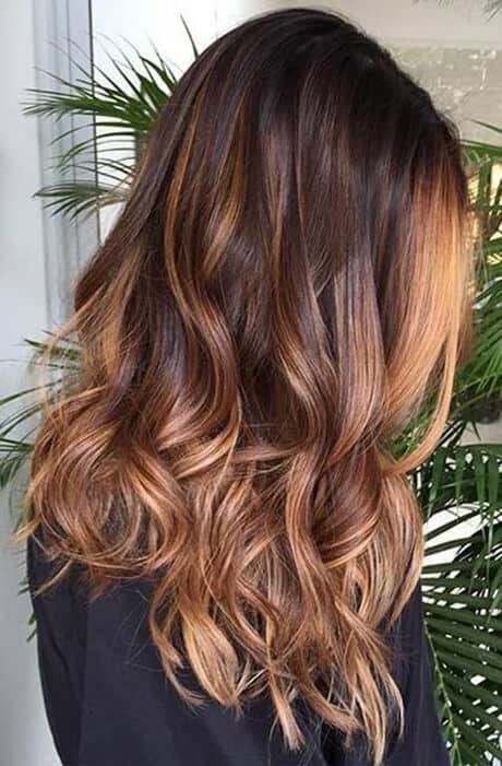 Defined Ombre Tips