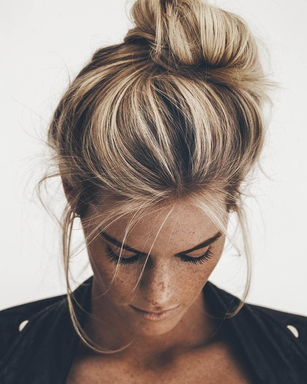Just Say Yes Top Knot