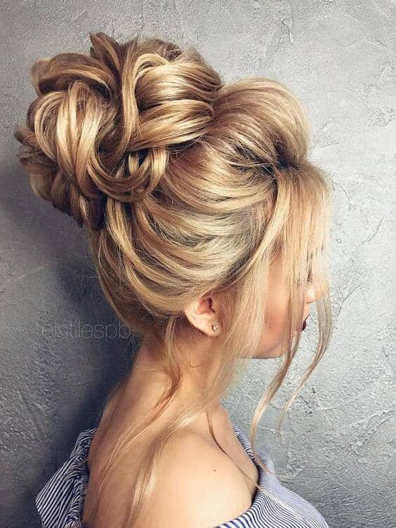 Puff The Magic Messy Bun