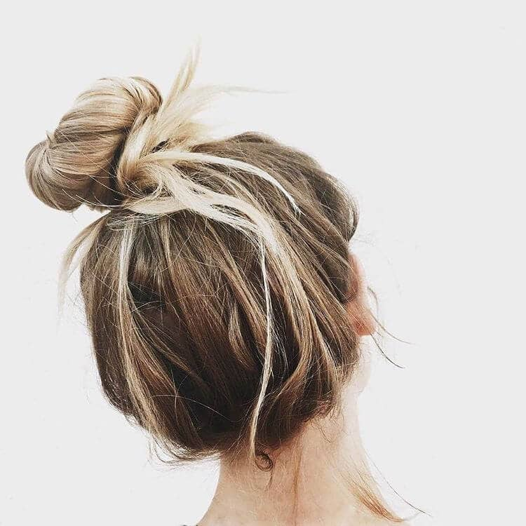 Quick and Casual Updo