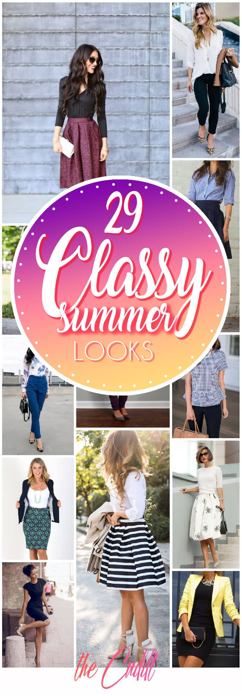 29 Classy And Elegant Summer Outfits
