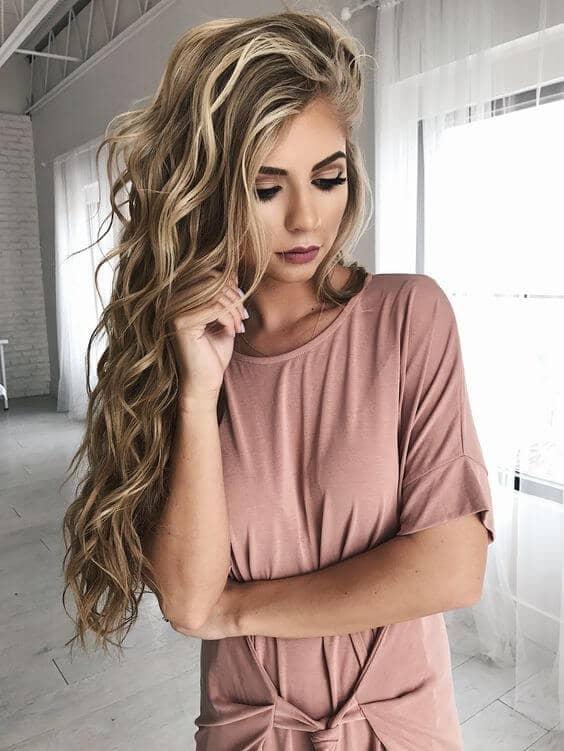 Hair women and long WOMEN LONG