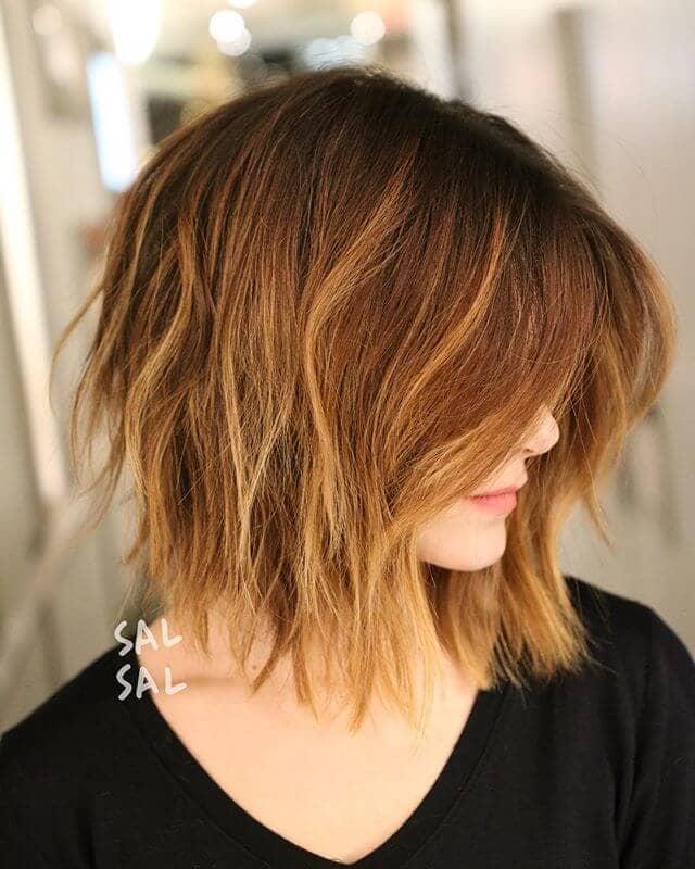 Cool Haircut for Medium-Fine Hair