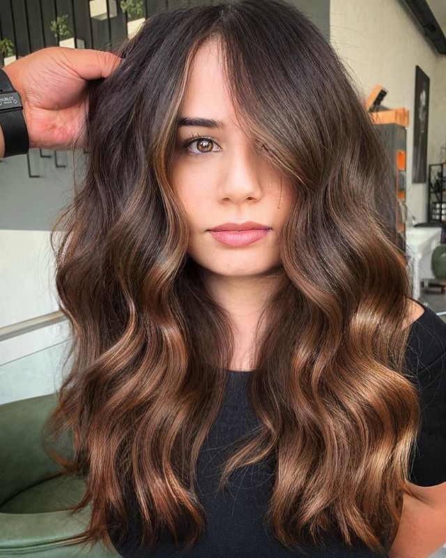 Rich And Crisp Ombre—Reminiscent of Cool Days