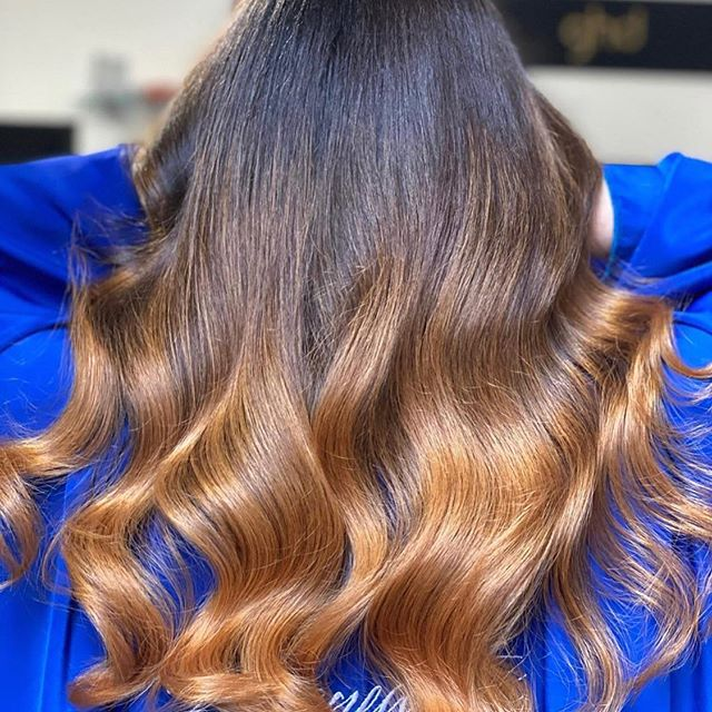 Light And Airy Ombre—Like A Perfect Day