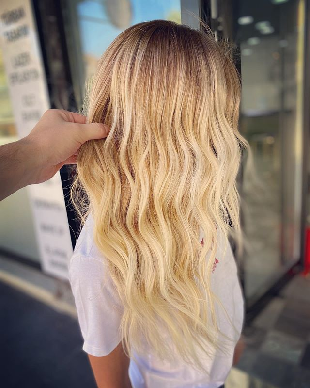 Classy Ombre For The Blondes