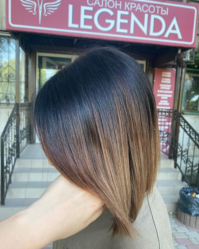 The Barely There Balayage Beauty