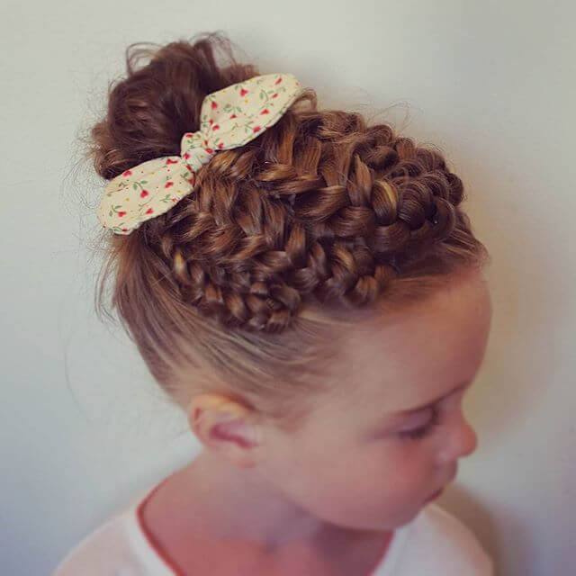 The 50's Girly Sailor Braid