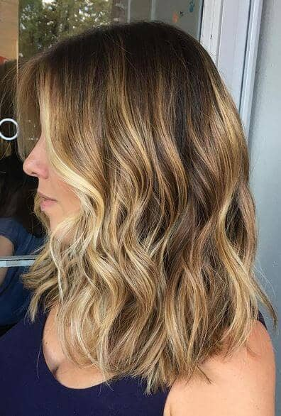 Popular Soft Golden Beach Waves