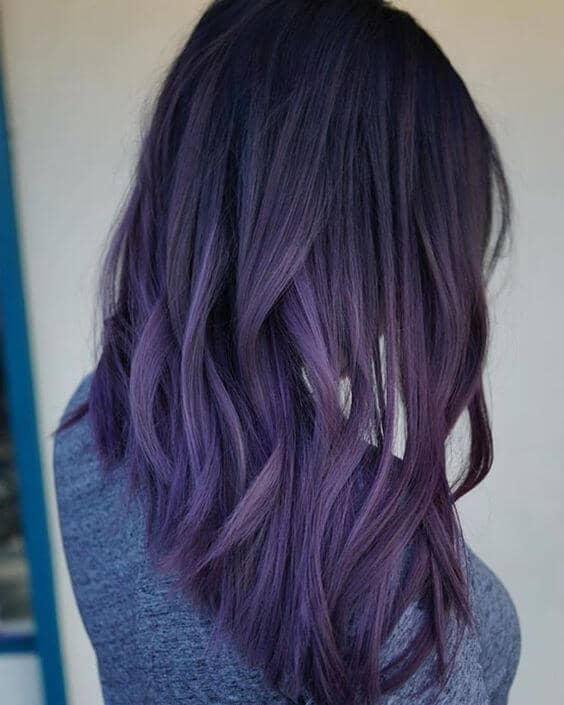 Purple Is The New Blue