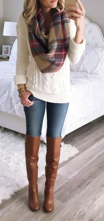 riding boots with dresses