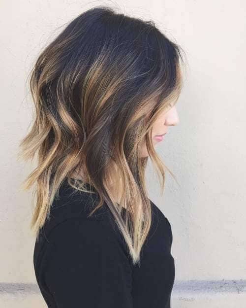 50 Pretty Chic Medium Lenght Hairstyles For 2020