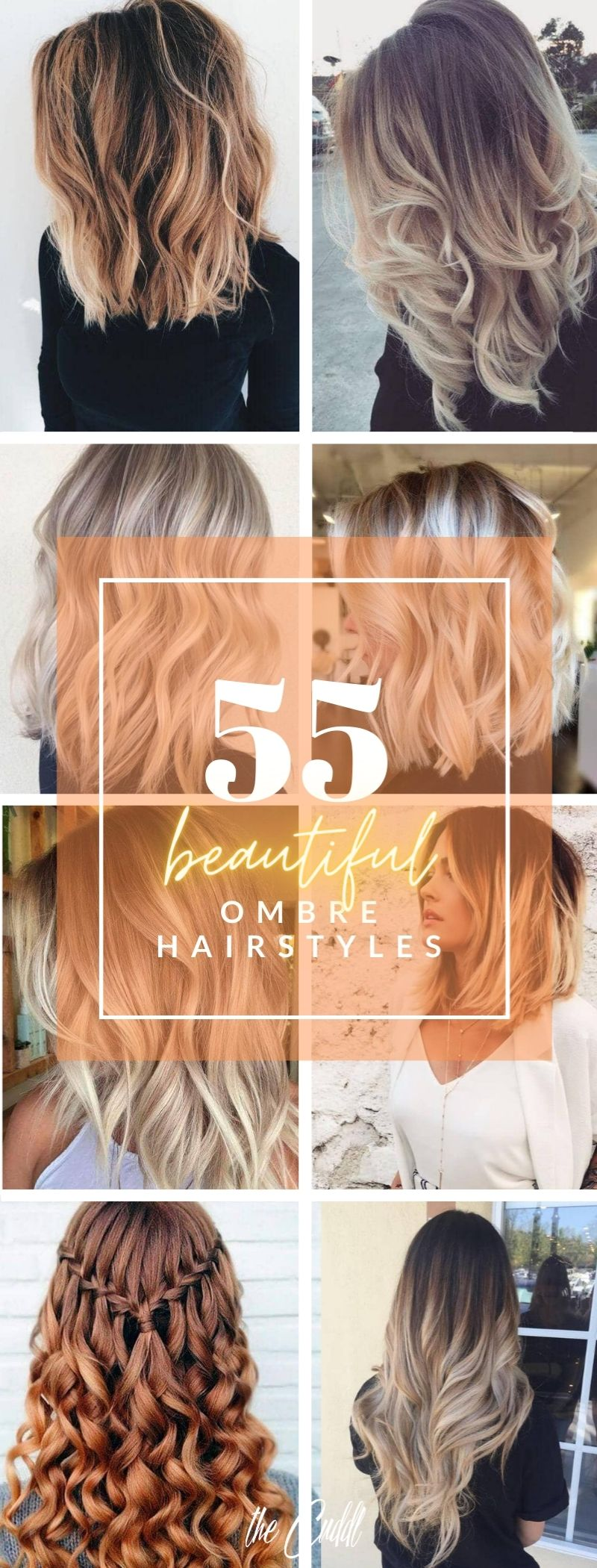 Trendy Ombre Hairstyles Which Make You Look Amazing