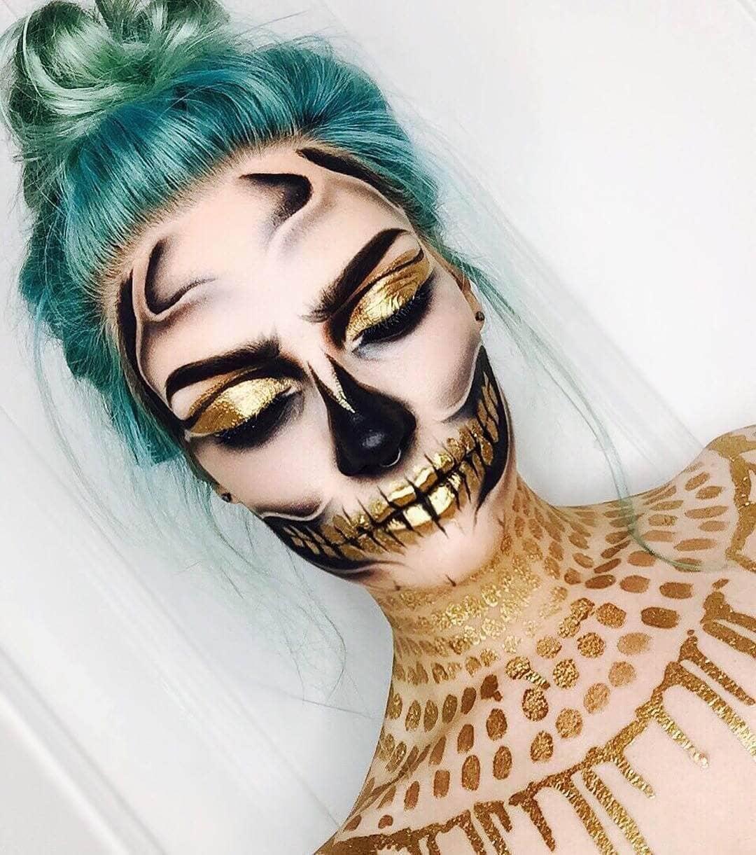 The Golden Corpse-Bride