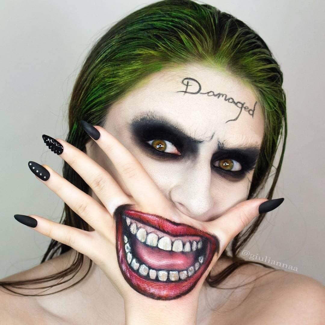 Joker's Twin Sister