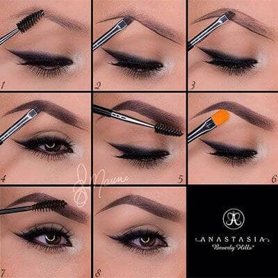 Eight Steps to Perfect Arches
