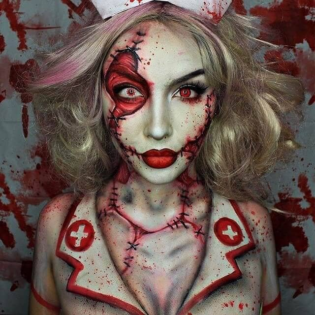 Blood, Stitches and Seduction