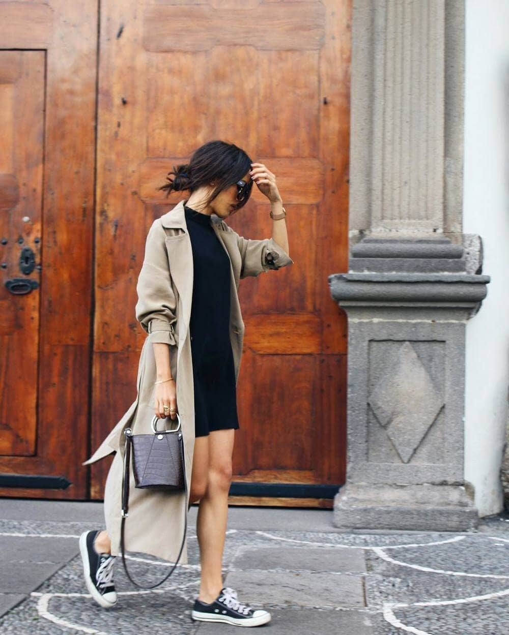 Trench Coat Mission