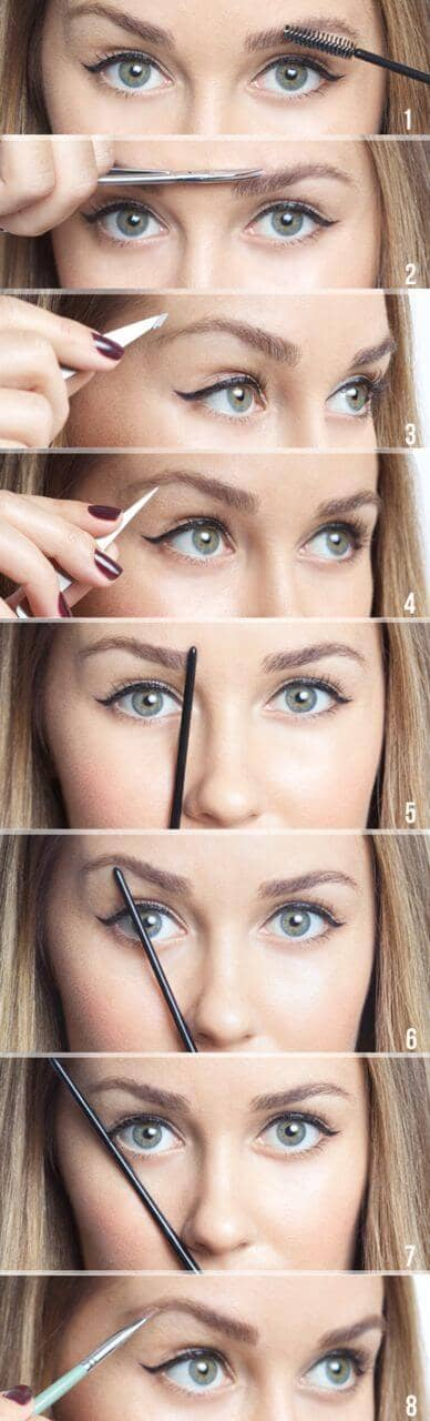 Know Your Angles Eyebrows Tutorial