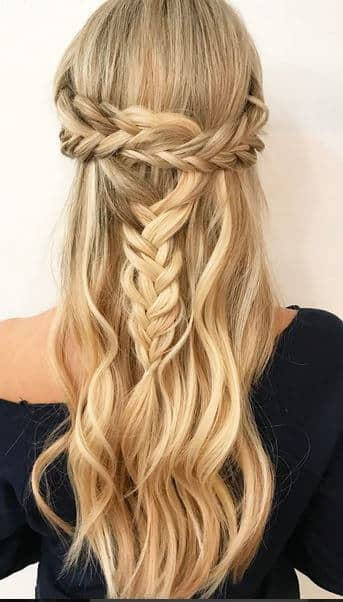 Swooping and Braiding Combo