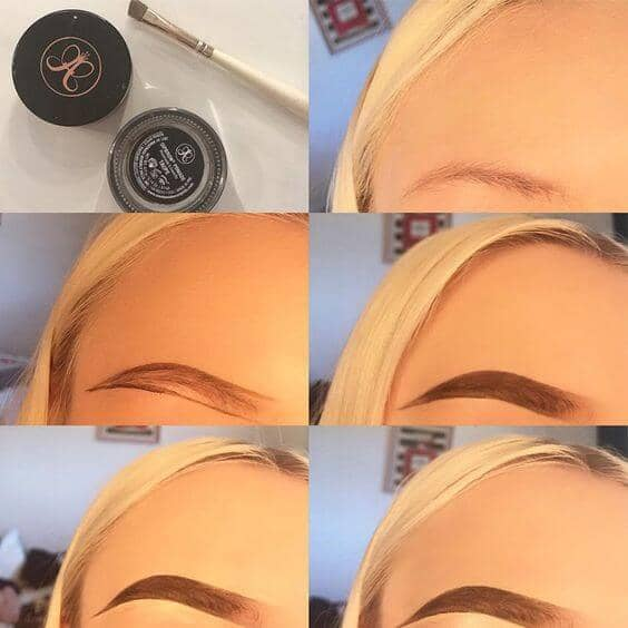 One Product for Super Thick Brows