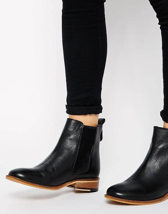 Black Booties For Every Occasion