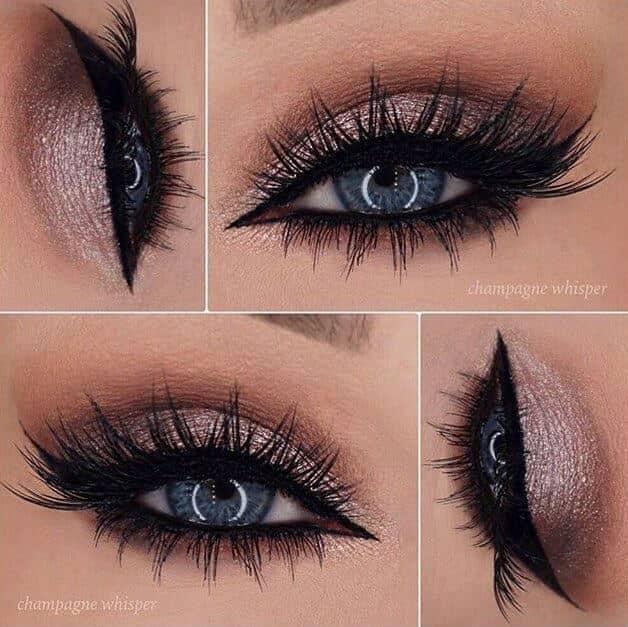 Glam Glitter for Date Night