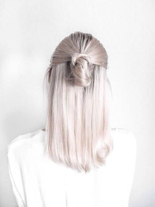 Keeping it Beautifully Simple with a Twisted Bun