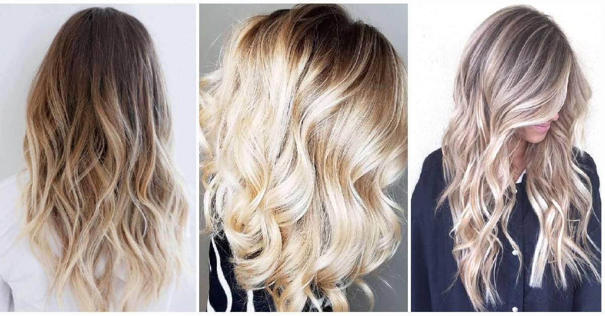 55 Proofs That Anyone Can Pull Off The Blond Ombre Hairstyle