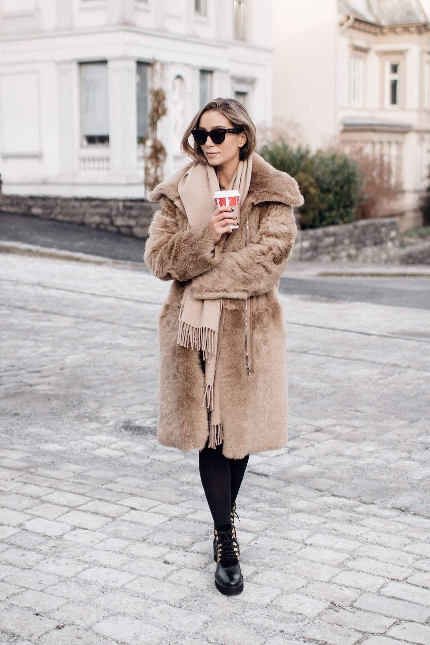 Fur fashion for Her