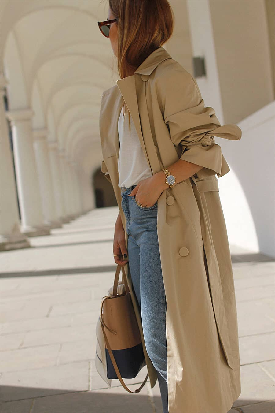 Chic Ideas For Styling Trenchcoats