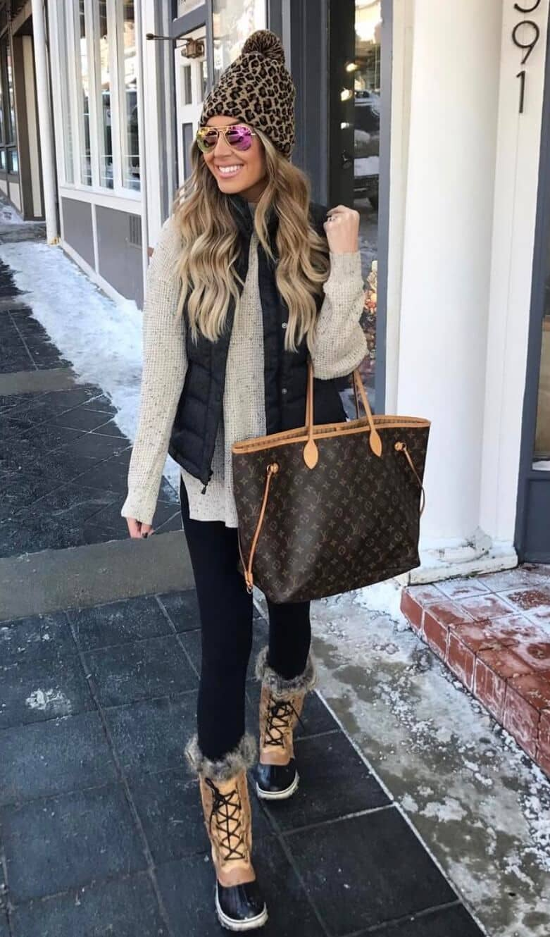 Gno Inspired Winter Outfit