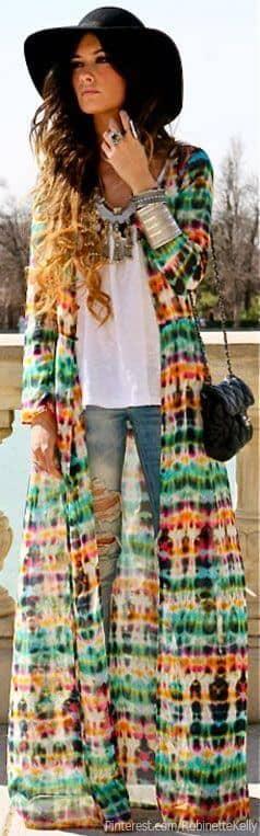 Fierce Kimono