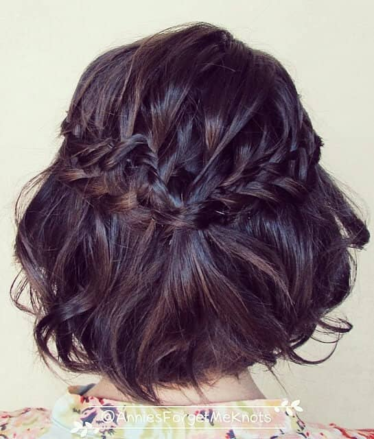 Knotty but Nice Hairstyle