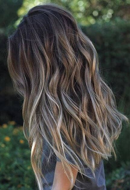 Warm Ombre Locks