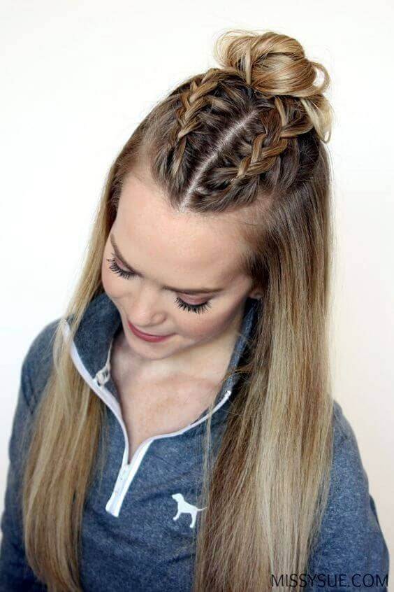 Double Braiding