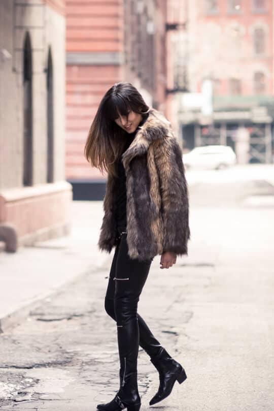 Nothing But Brown Fur