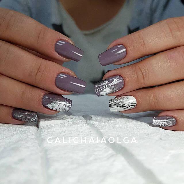 Cute Artsy Lavender Lustre