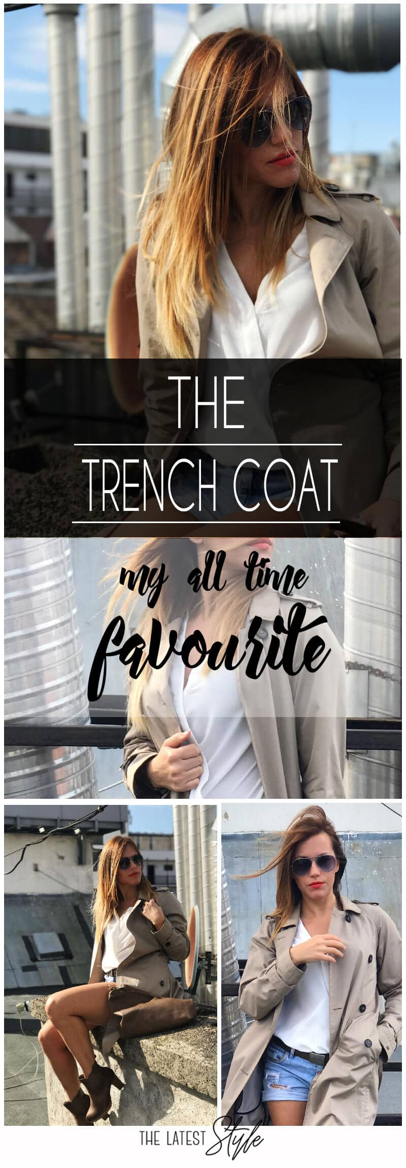 Trench coat - My all-time fall favourite