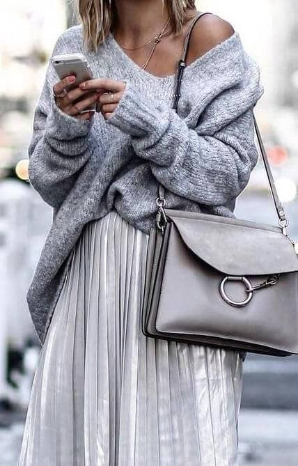 The Perfect Oversized Sweater